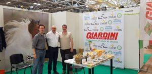 Giardini S.p.A. a Viva la terra di Carrara fiere