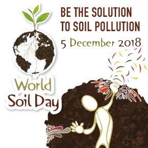 Giardini S.p.A. aderisce alla giornata mondiale contro inquinamento del suolo 2018