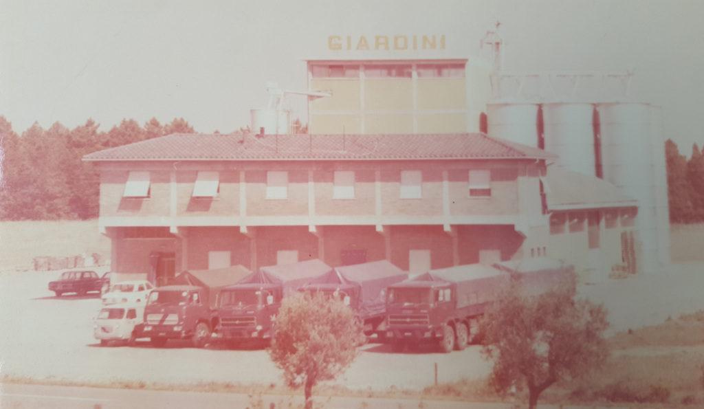 Giardini spa anni 70