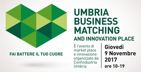 Umbria Fiere Business Matching Giardini spa