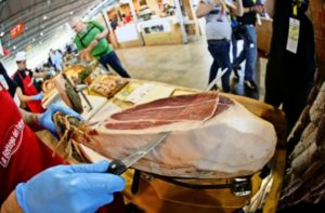 Bollino del Trasimeno Fiera Slow Food a Stoccarda