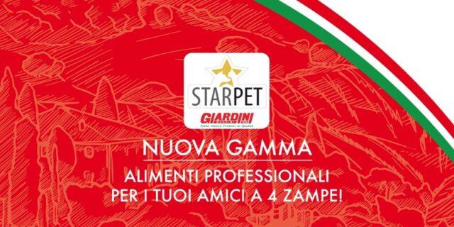 Testata news starpet - Giardini spa